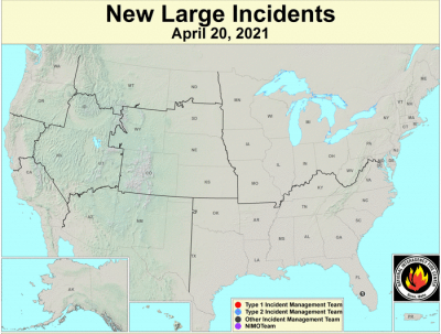 New Large Incidents