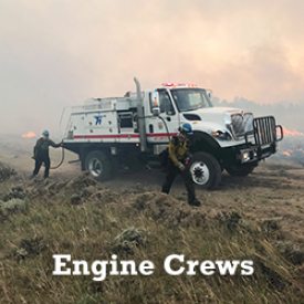 Engine crews